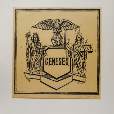 The Geneseo Seal