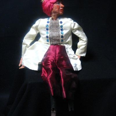 The Arabian Nights Puppets: Selim-Rich