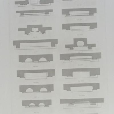 Icnografia dei Monumenti Contenuti Nrl Volume I in meta dei Penapetti