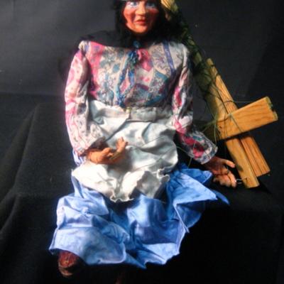 The Arabian Nights Puppets: Mara Poor